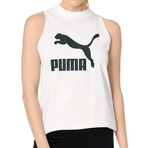 Puma Classic Logo Crew Neck Tank Top